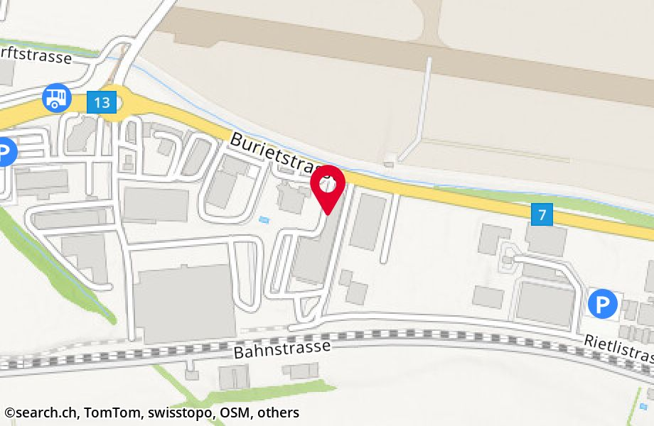 Hauptstrasse 104, 9422 Staad