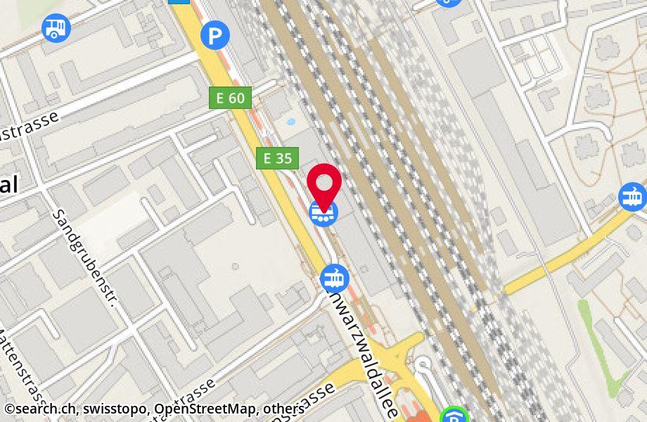 Db Fahrplan Karte.Db Reisezentrum Basel Bad Bf Search Ch
