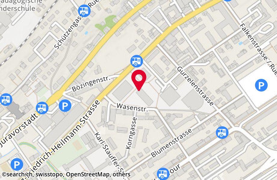 Biel/bienne, Switzerland Postal Codes