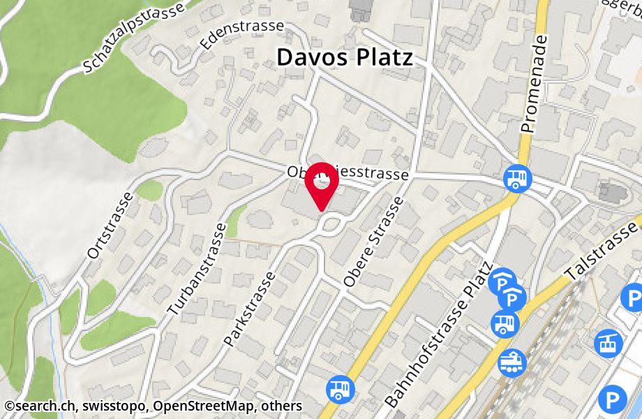 Sunstar Hotel Davos - search.ch
