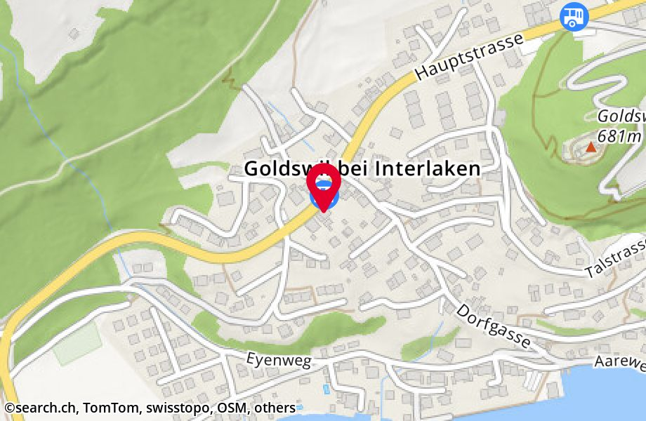 Hauptstrasse 18, 3805 Goldswil b. Interlaken