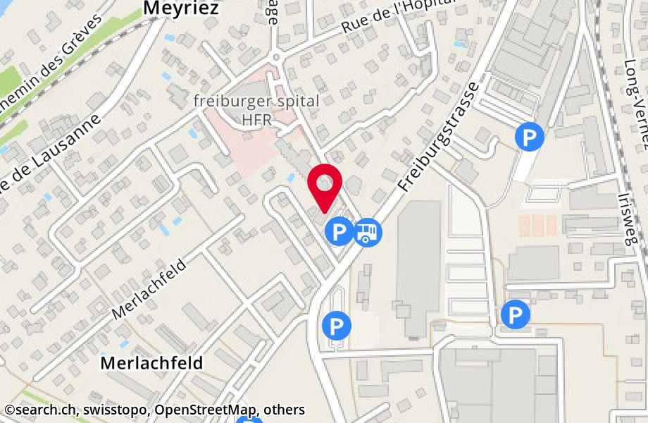 Murten Map - Switzerland - Mapcarta