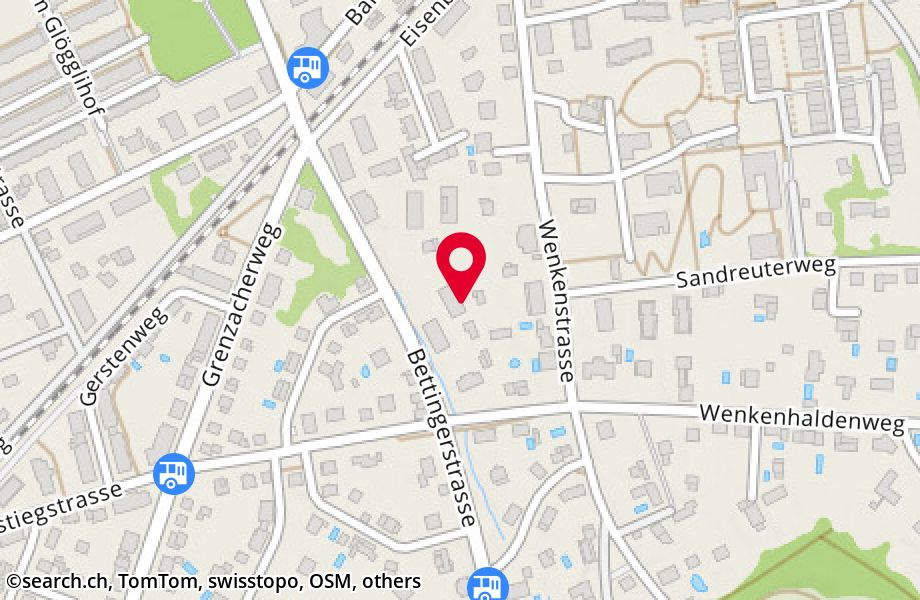 Bettingerstrasse 89, 4125 Riehen