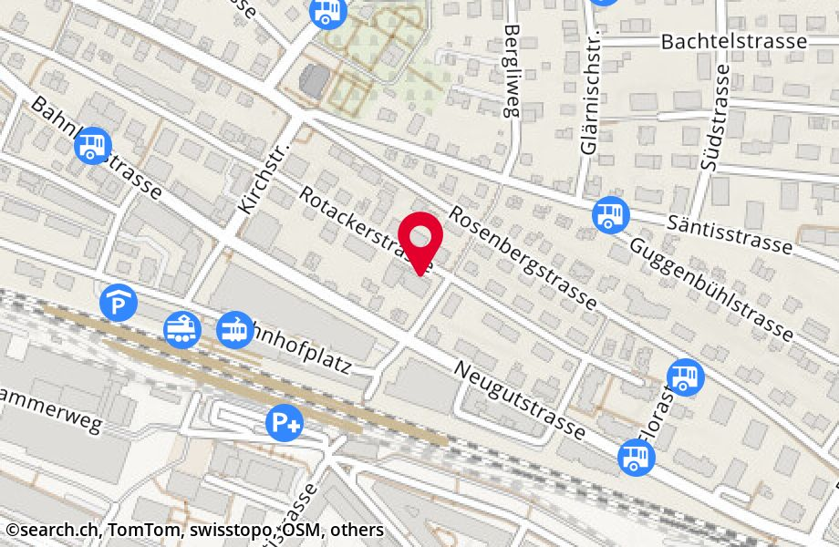 Rotackerstrasse 23, 8304 Wallisellen