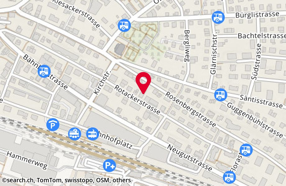 Rotackerstrasse 26, 8304 Wallisellen