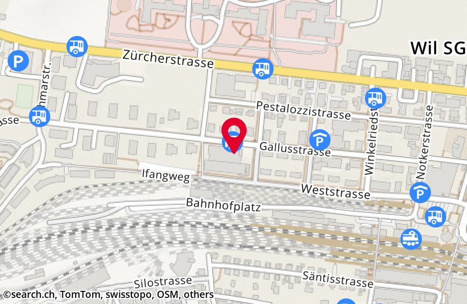 Gallusstrasse 33a, 9500 Wil