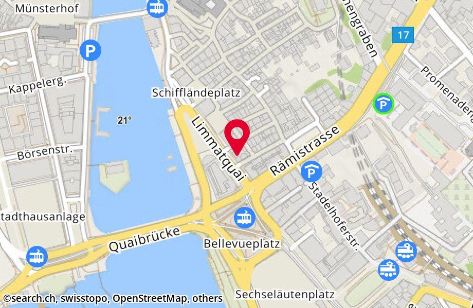 Burri Optik Bellevue - search.ch 1cc0a5b9eac2d