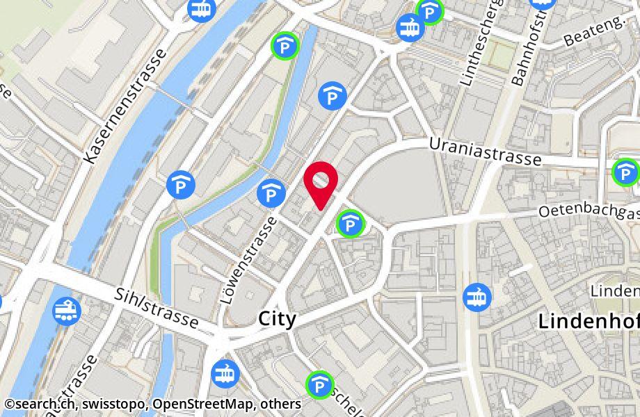Burri Optik Uraniastrasse - search.ch 99443c7ca452d