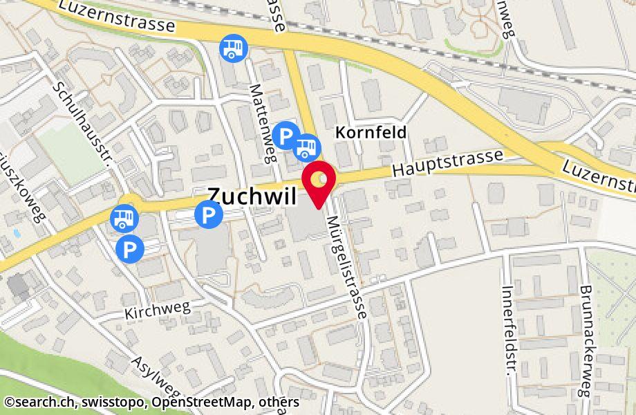 Metallbau in Solothurn - 57 Treffer auf mxmbers.com
